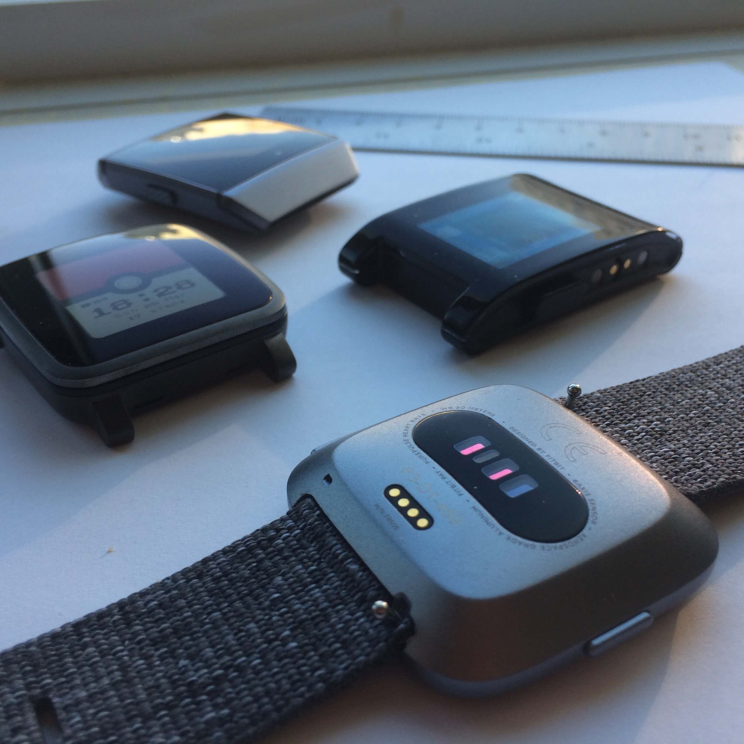 A (comprehensive) review of the Fitbit Versa - Aaron Tan's Blog